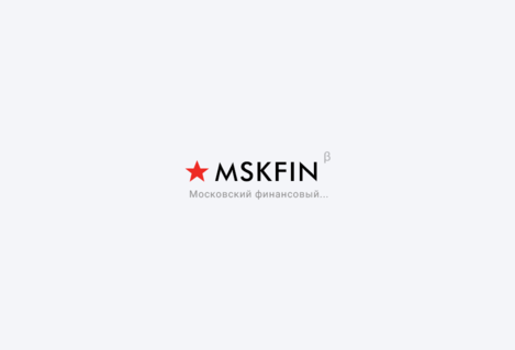 Corporate identity of MskFin